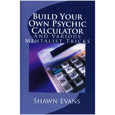 Build your own psychic calculator by shawn evans download for Build my home calculator