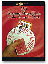 25 Amazing Tricks with a Svengali Deck-0
