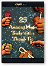 25 Amazing Tricks with a Thumb Tip-0