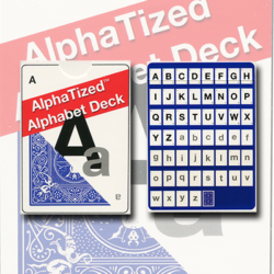Alphatized Marked (Alphabet Cards) by Lee Earl-0