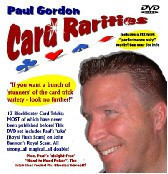 Card Rarities DVD By Paul Gordon-0