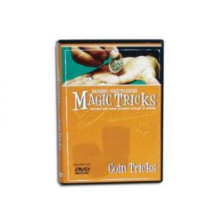 Amazing Easy to Learn Magic Tricks- Coin Tricks (DVD)-0