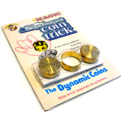 Dynamic Coins / Supernatural Coins-0