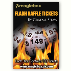 Flash Raffle Tickets (Pack of 100)-0