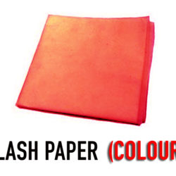 Coloured Flash Paper-0